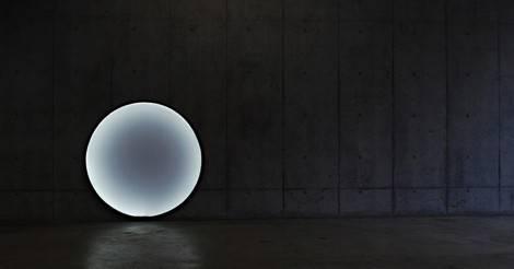 Lámpara-luna plegable y portátil, ¡para llevar adonde quieras!