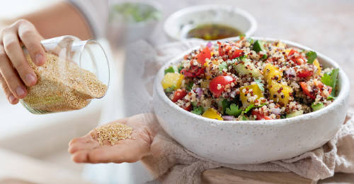 Quinoa: el superalimento versátil y nutritivo que necesitas conocer a fondo