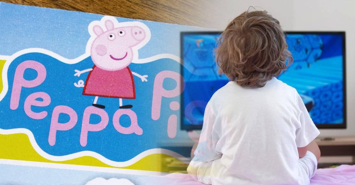 4 razones por las que la popular serie Peppa Pig no es un buen ejemplo