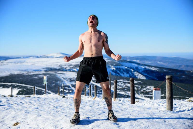 """Método Wim Hof: Lleva tu salud a otro nivel con el """"Iceman"""""""