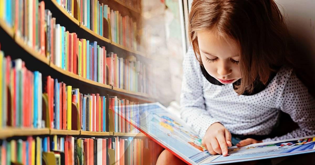 Estos son los grandes beneficios de crecer en un hogar con libros, según la ciencia