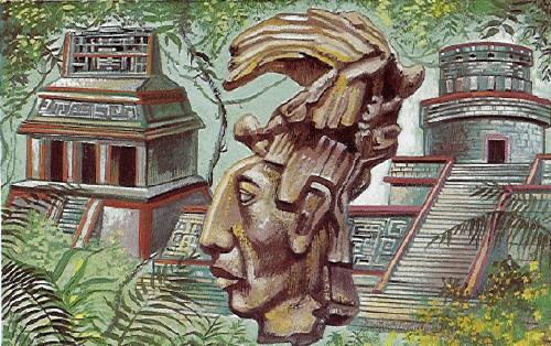 Descubren dos nuevas tumbas mayas en Guatemala y están llenas de secretos
