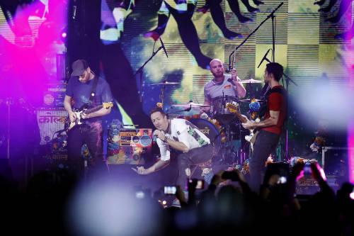 Coldplay cancela sus giras para cuidar el ambiente