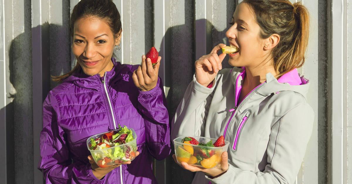 Ideas sencillas para comer saludable aunque estés fuera de casa