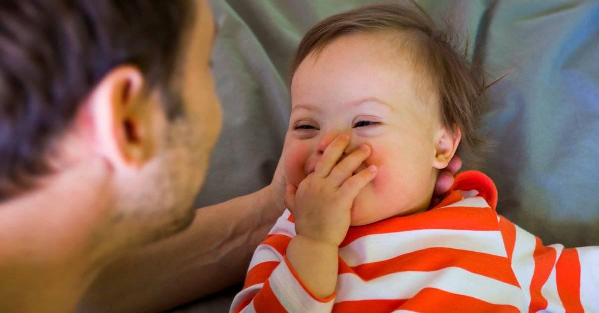 Esta mamá descubrió que su bebé tenía síndrome de Down en el parto y es lo más conmovedor que verás hoy
