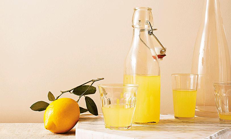Cómo hacer lemoncello casero