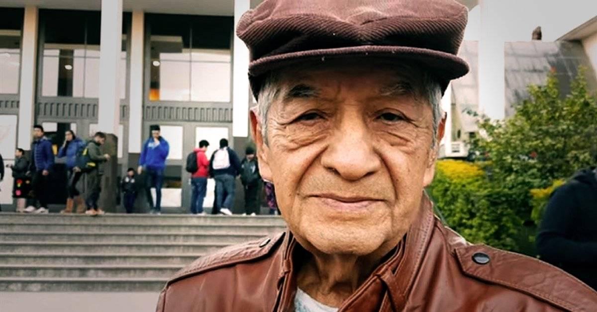 Volvió a la universidad y a los 78 años se recibió de ingeniero