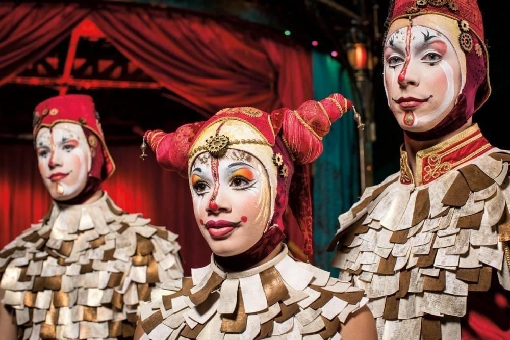 Cirque Du Soleil, un espectáculo mágico... ¡y solidario!