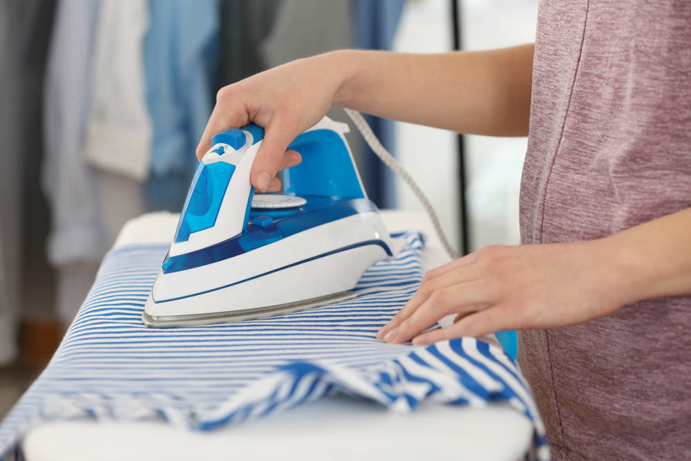 ¿Conoces el costo ambiental de planchar la ropa?
