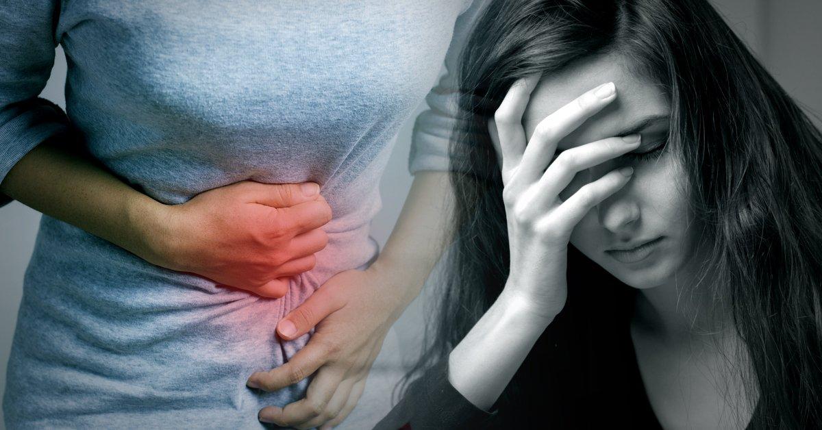 Dolor en el estomago ansiedad