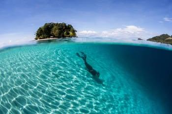 buceo en islas salomon