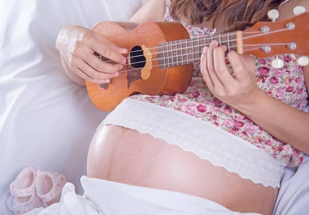 Esto es lo que pasa dentro del cuerpo de una embarazada por el efecto de la m