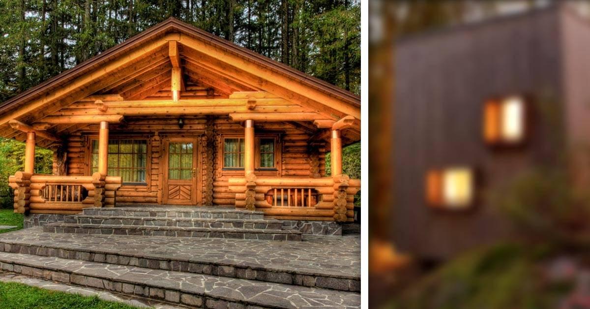 Este hospital construyó cabañas en el bosque para tratar a sus pacientes