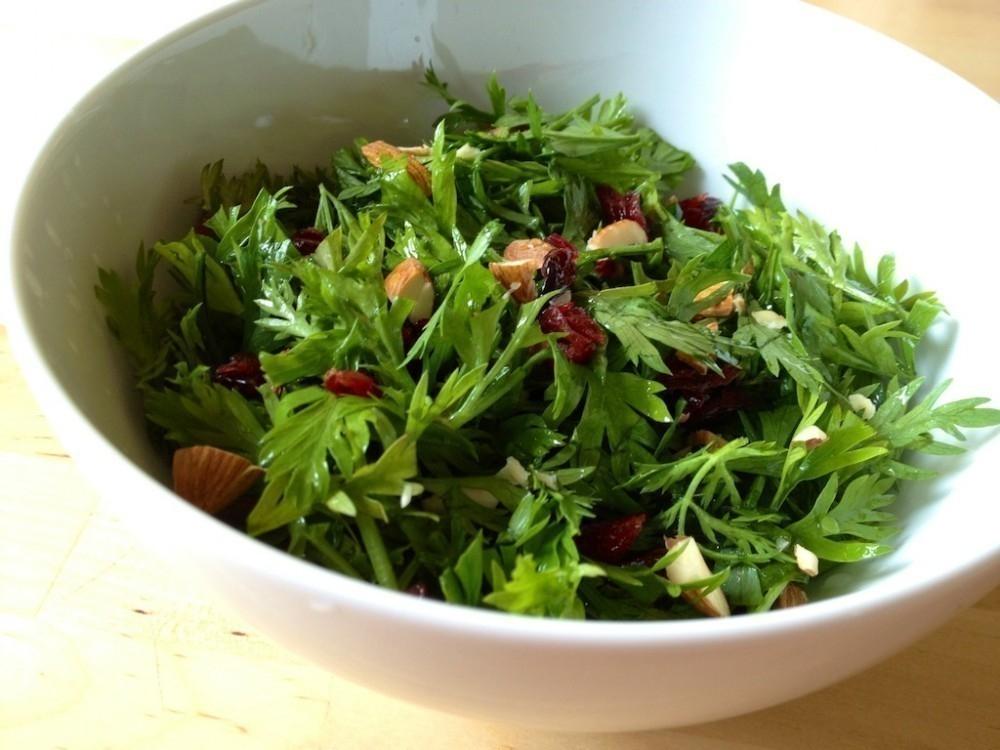 Recetas para aprovechar las partes de los vegetales que se desechan