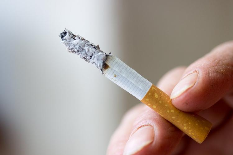 Cigarrillo Shutterstuck