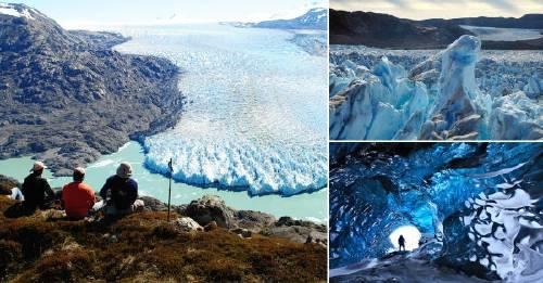 10 datos curiosos sobre los glaciares