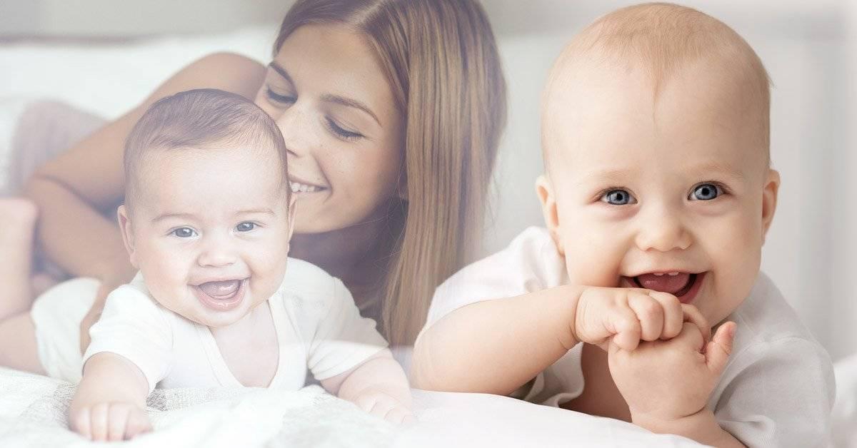 Nombres de niño y niña que significan 'felicidad', ¡son hermosos!