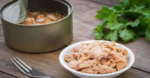 Alerta mundial: esto le pasa a tu cuerpo si comes atún de lata frecuentemente