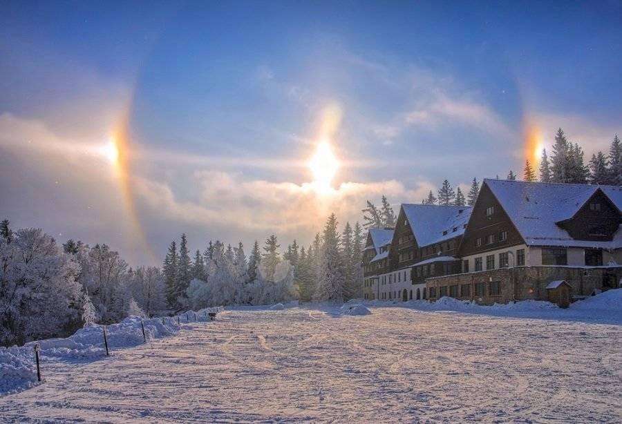 Video viral: el increíble fenómeno natural de los 3 soles que aparecieron sobre Siberia