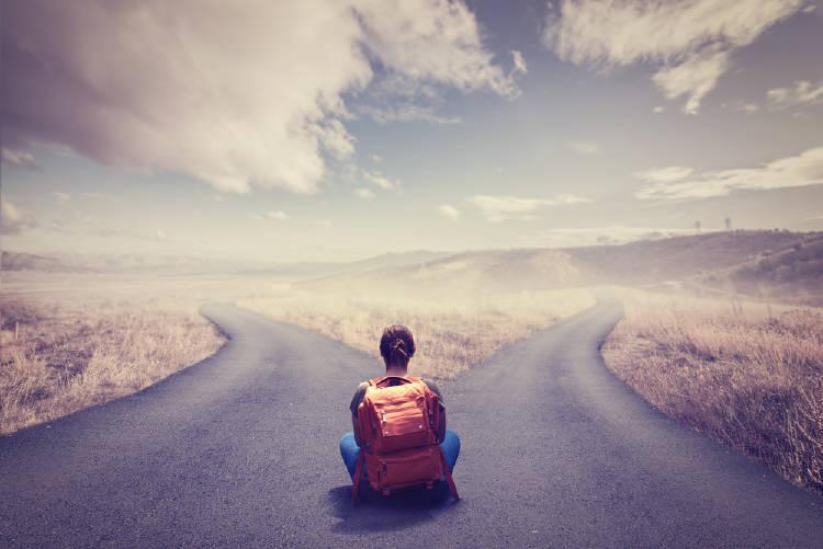 elegir camino