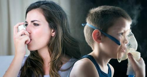 Qué significado emocional tiene el asma en niños y adultos