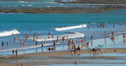 Esta playa argentina está entre las mejores del mundo y tiene el agua más cálida