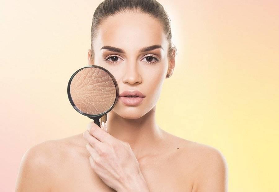 El test para conocer tu tipo de piel en 2 horas con solo una toalla de papel