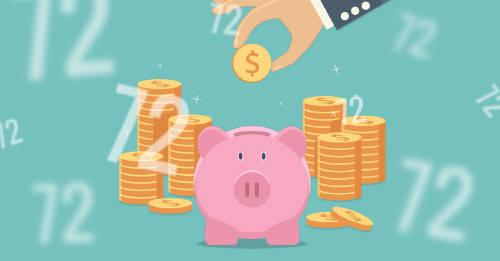 Qué es la regla del 72 y por qué podría ayudarte en tus finanzas