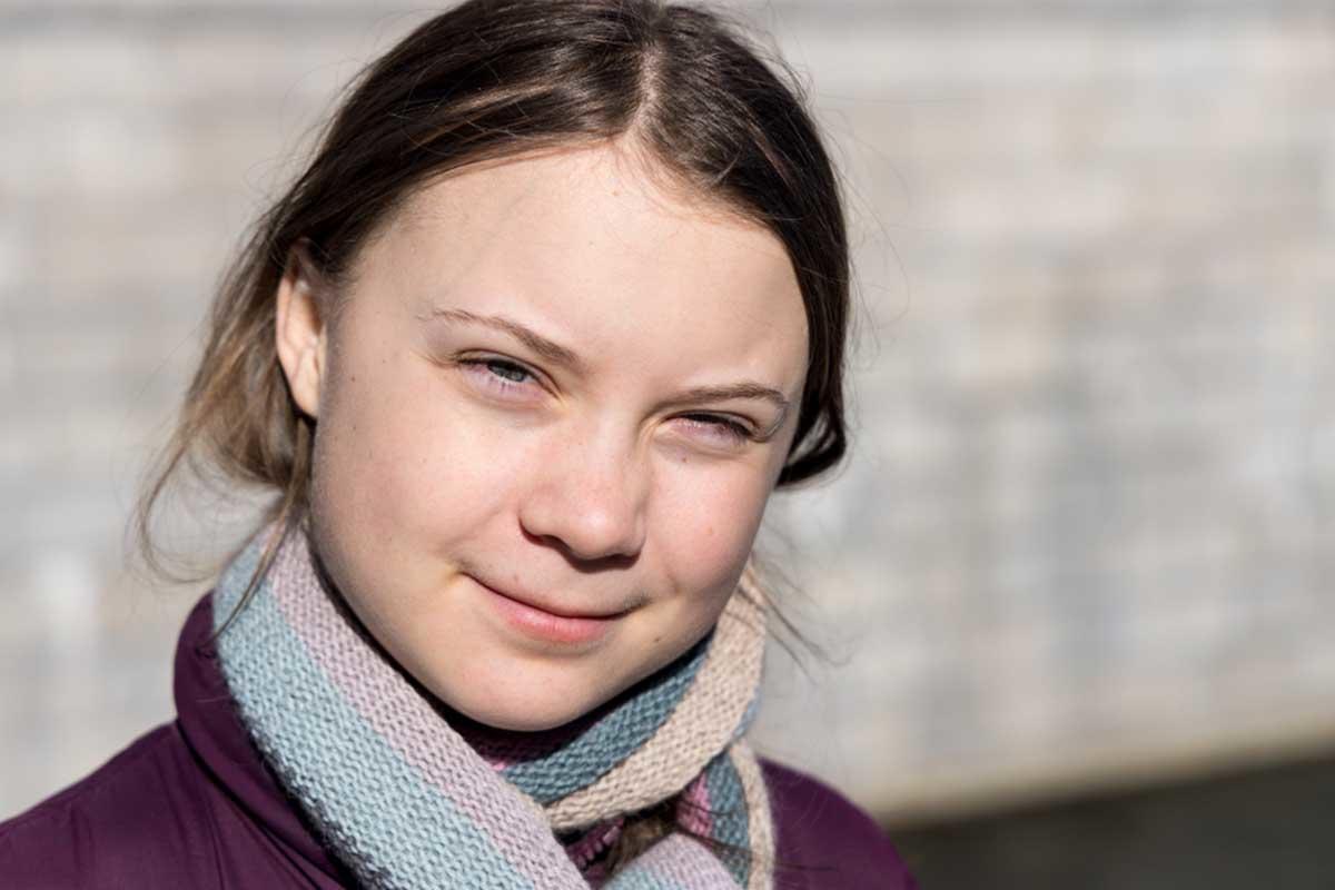 """""""Si no cambiamos, estamos j***dos"""": Greta Thunberg envía una advertencia a la humanidad"""