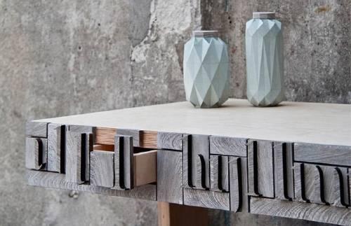 Cómo convertir papel de periódico en madera