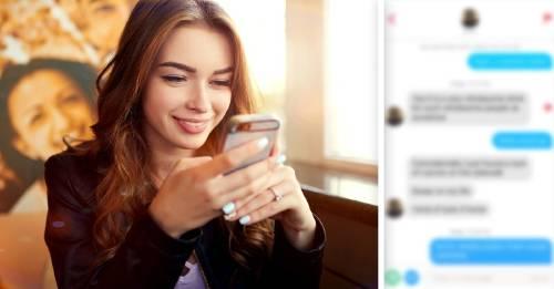 Esta chica resolvió un misterio gracias a una app de citas y se volvió viral