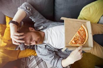 La pizza es un alimento ultraprocesado