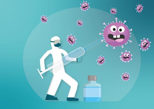 Covid-19: Estos son los 11 posibles síntomas tras la aplicación de la vacuna.