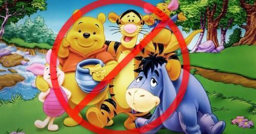 ¿Por qué en China está prohibido ver películas o siquiera hablar de Winnie Pooh?