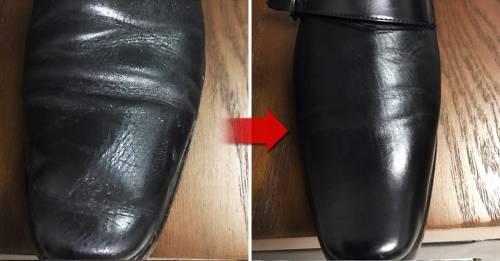 Método de 3 minutos para lustrar zapatos sin pomada si estás en un apuro