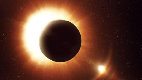¡El 15 de febrero habrá eclipse parcial de sol! te contamos cómo y dónde s..