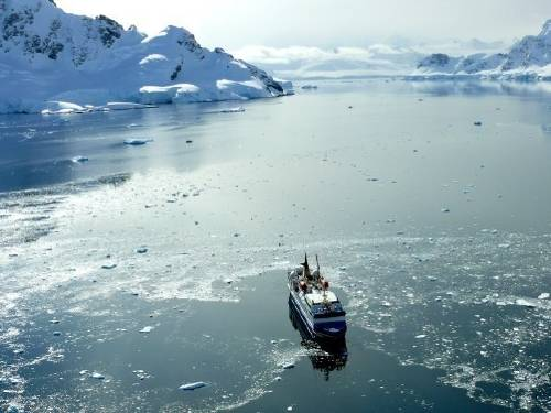 El Ártico podría estar derretido en 23 años, y en este momento su futuro se..