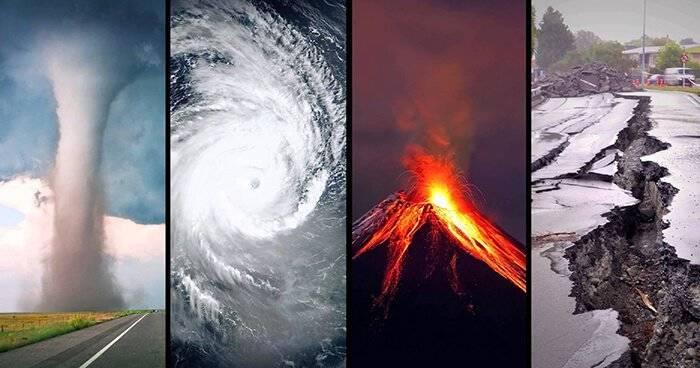 8 catastróficos desastres naturales que golpearán la Tierra en los próximos años