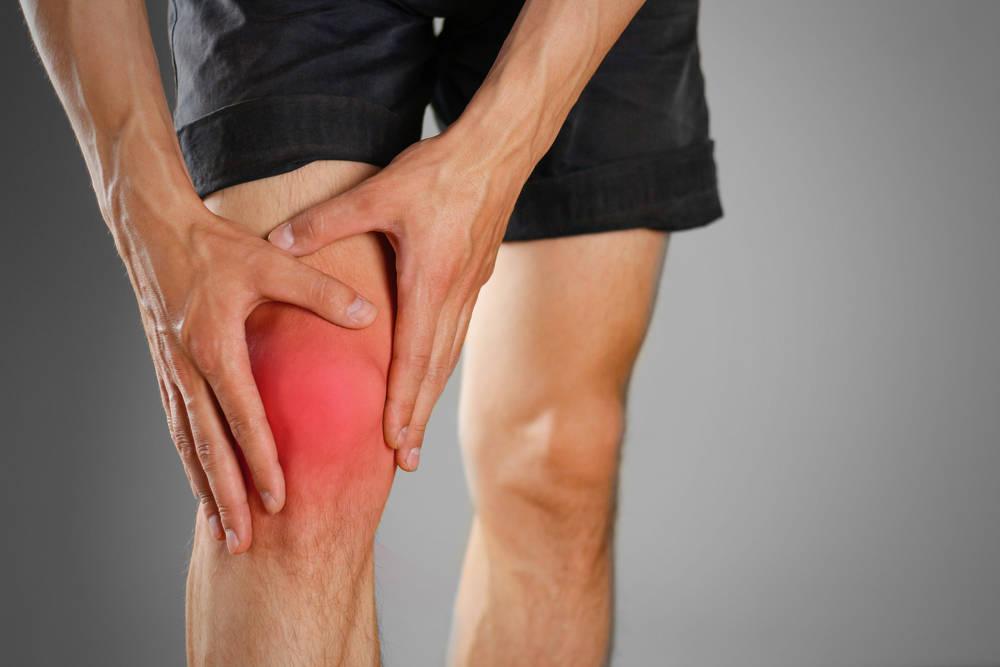 Vendaje de hojas de repollo para aliviar el dolor en las articulaciones