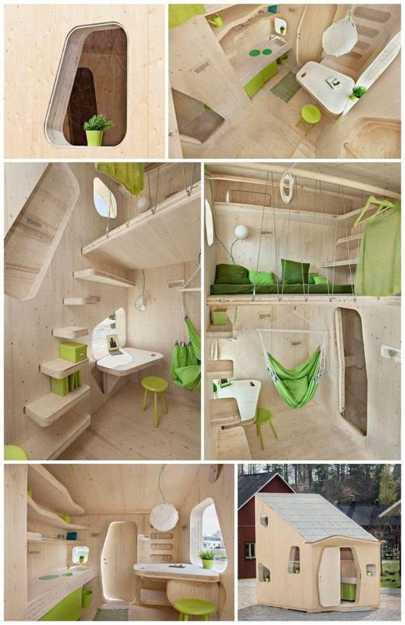 Una mini-vivienda inteligente para estudiantes