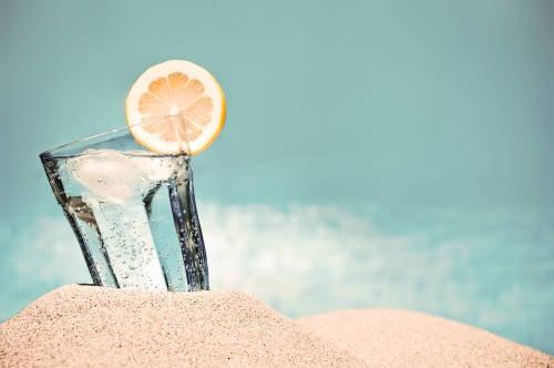 Agua de mar: cómo beberla para aprovechar sus beneficios