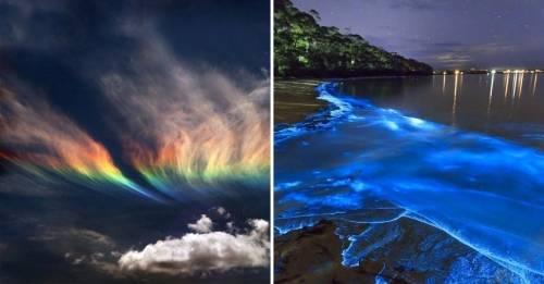 Los 10 fenómenos naturales más impresionantes del mundo que nunca creíste p..