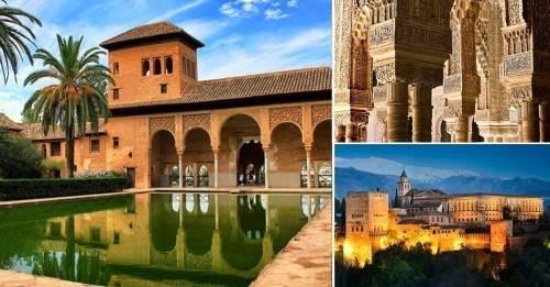 La historia secreta detrás de la Alhambra