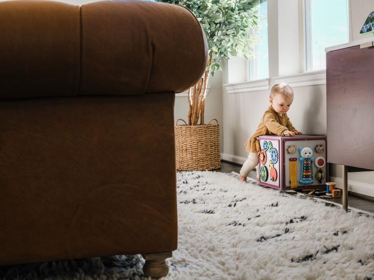 Método montessori en la casa