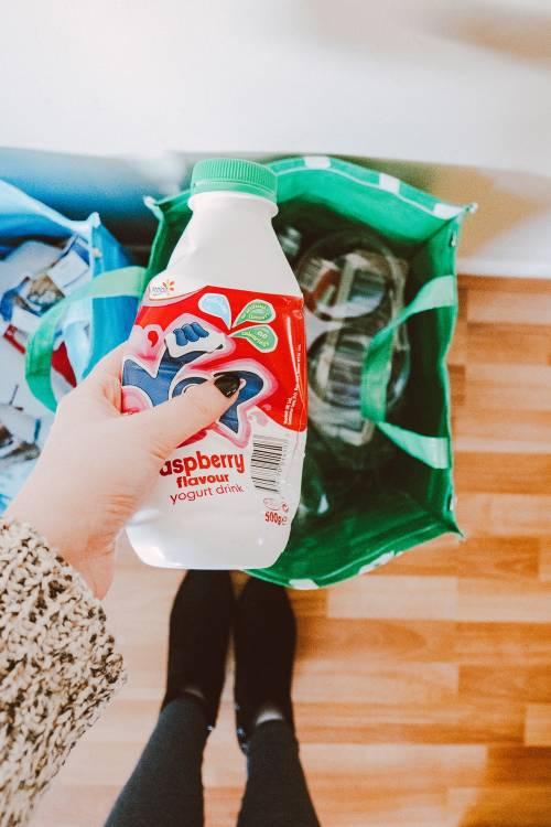 Separar la basura para reciclar