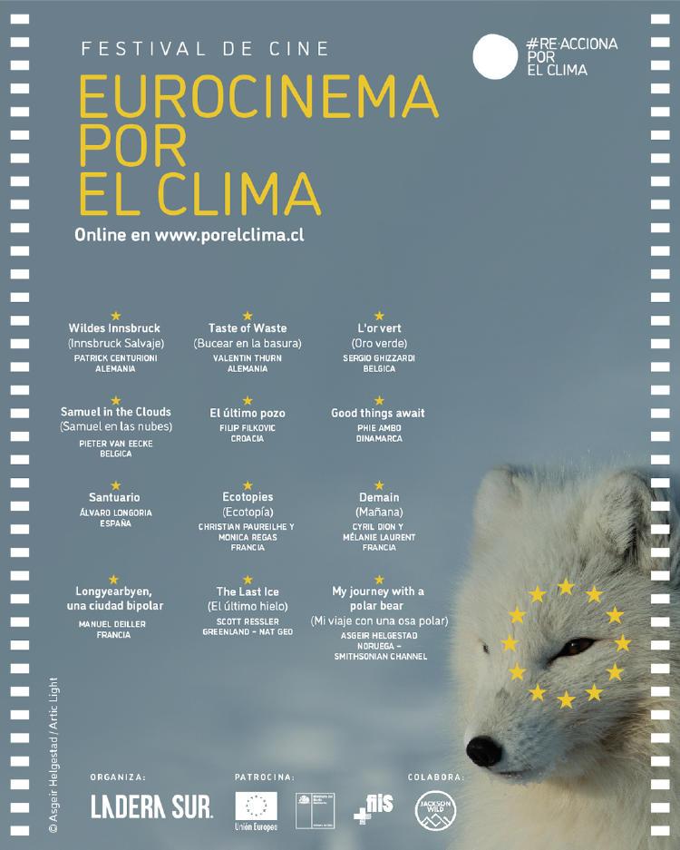 Eurocinema internacionales