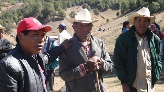 activista asesinado en México