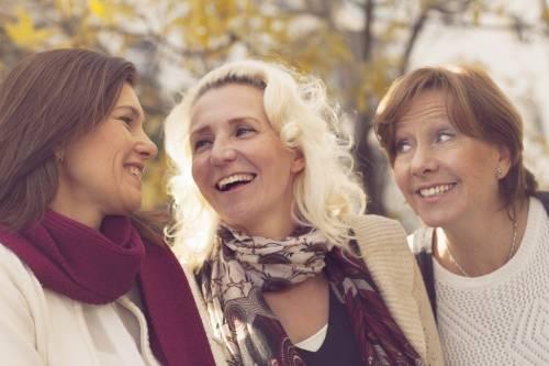 12 consejos geniales que mujeres de 60 que le dan a las de 30