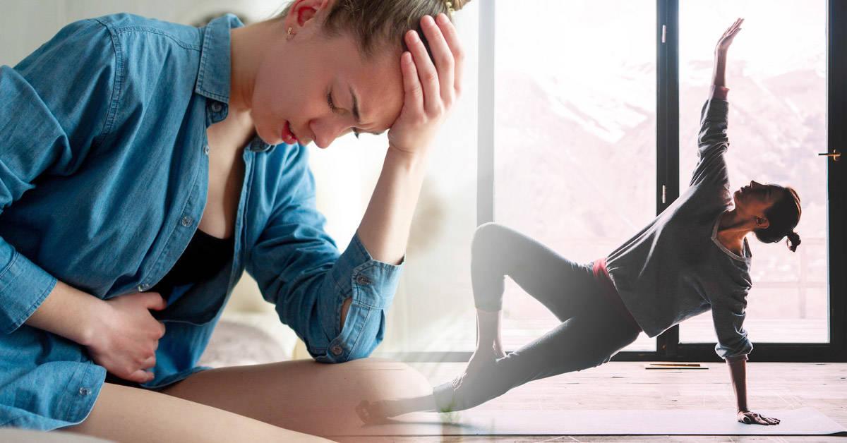 Estos son los ejercicios que debes realizar en cada fase del ciclo menstrual