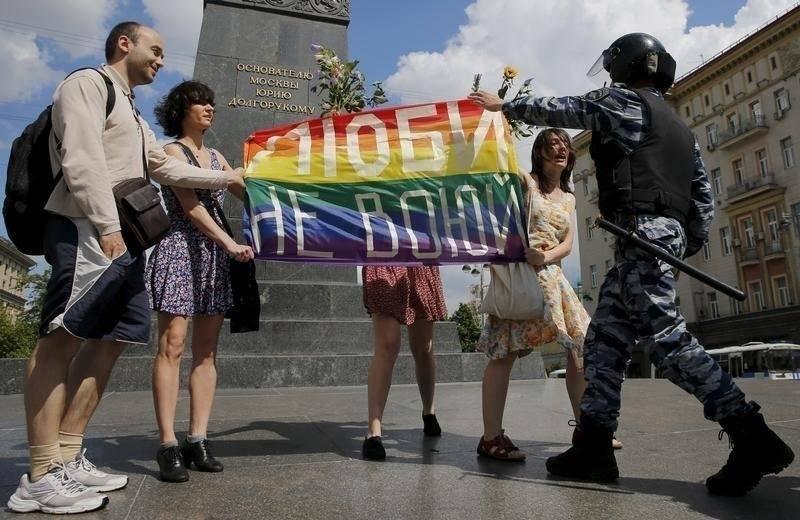 La situación de los homosexuales en Rusia: lo que se esconde detrás de la al..